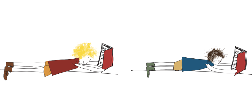 Piccola biblioteca